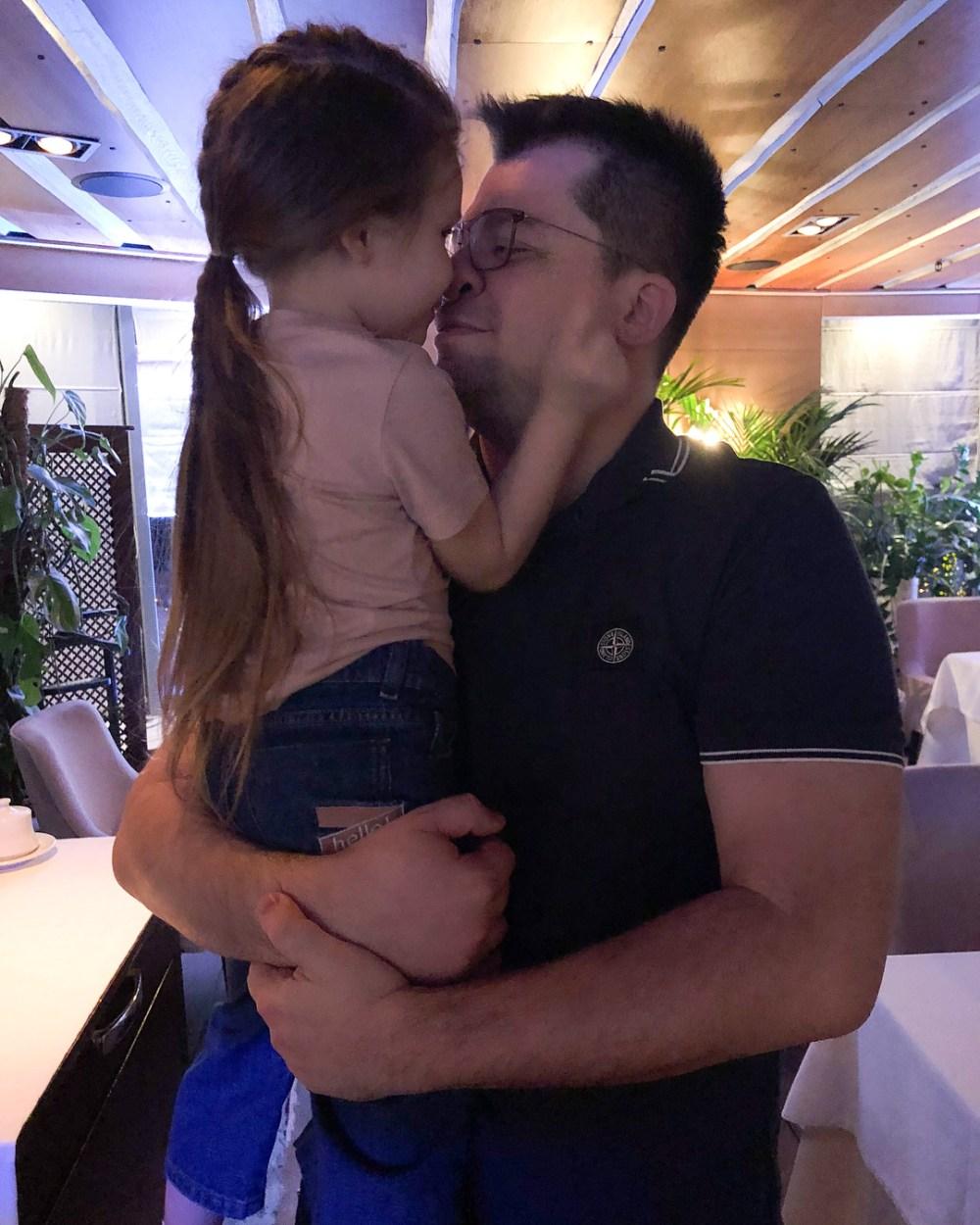 Дочь Кристины Асмус растет маминой копией — фото