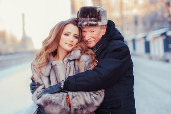87-летний Иван Краско разводится с 27-летней женой