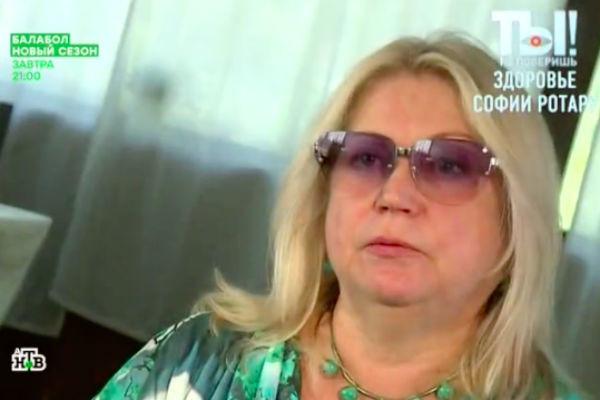 Бывший директор Ротару рассказала о неудачной пластике певицы