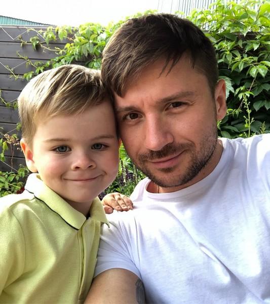 Сергей Лазарев: Я очень ждал появления ребенка,  долго к этому готовился
