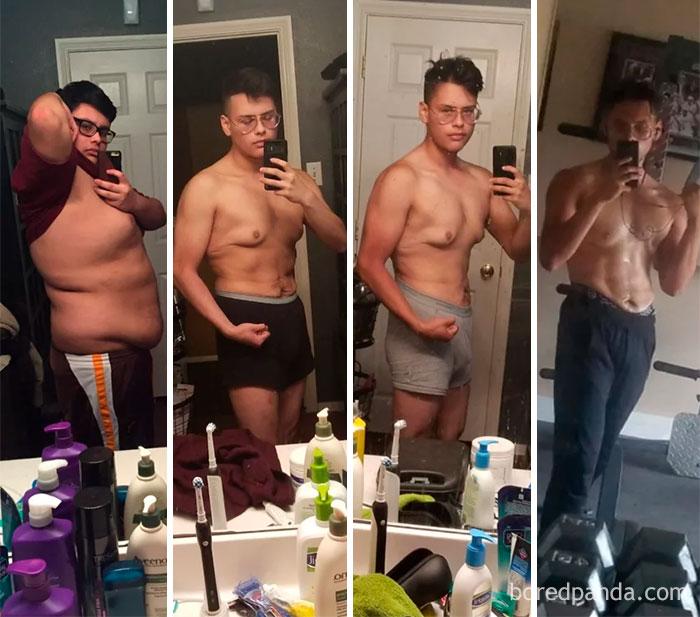 Эти люди так сильно похудели, что стали совсем не похожими на себя — фото