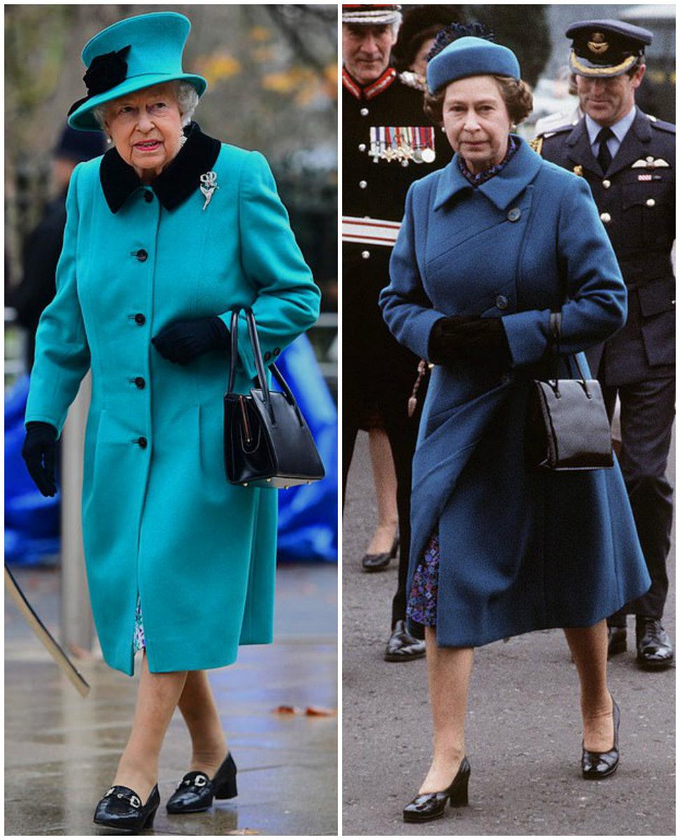 Почему представители королевской семьи носят одну и ту же обувь? Фото