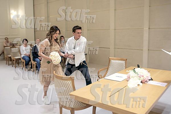 Топалов и Тодоренко рассказали о своей тайной свадьбе