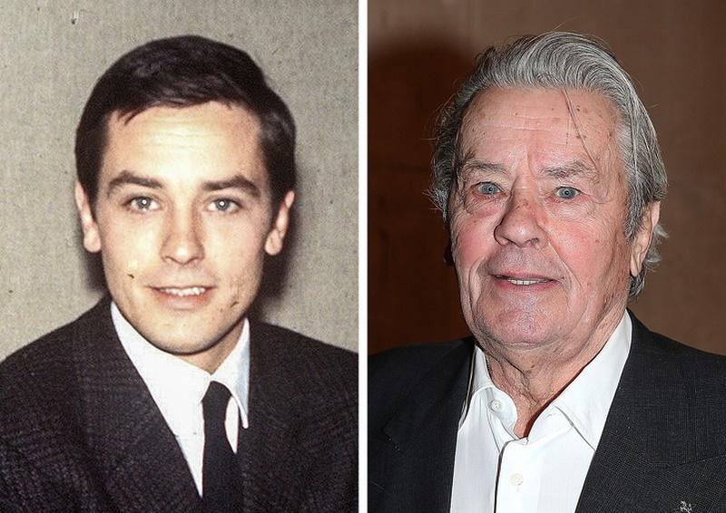 Как изменились известные французские актеры — фото