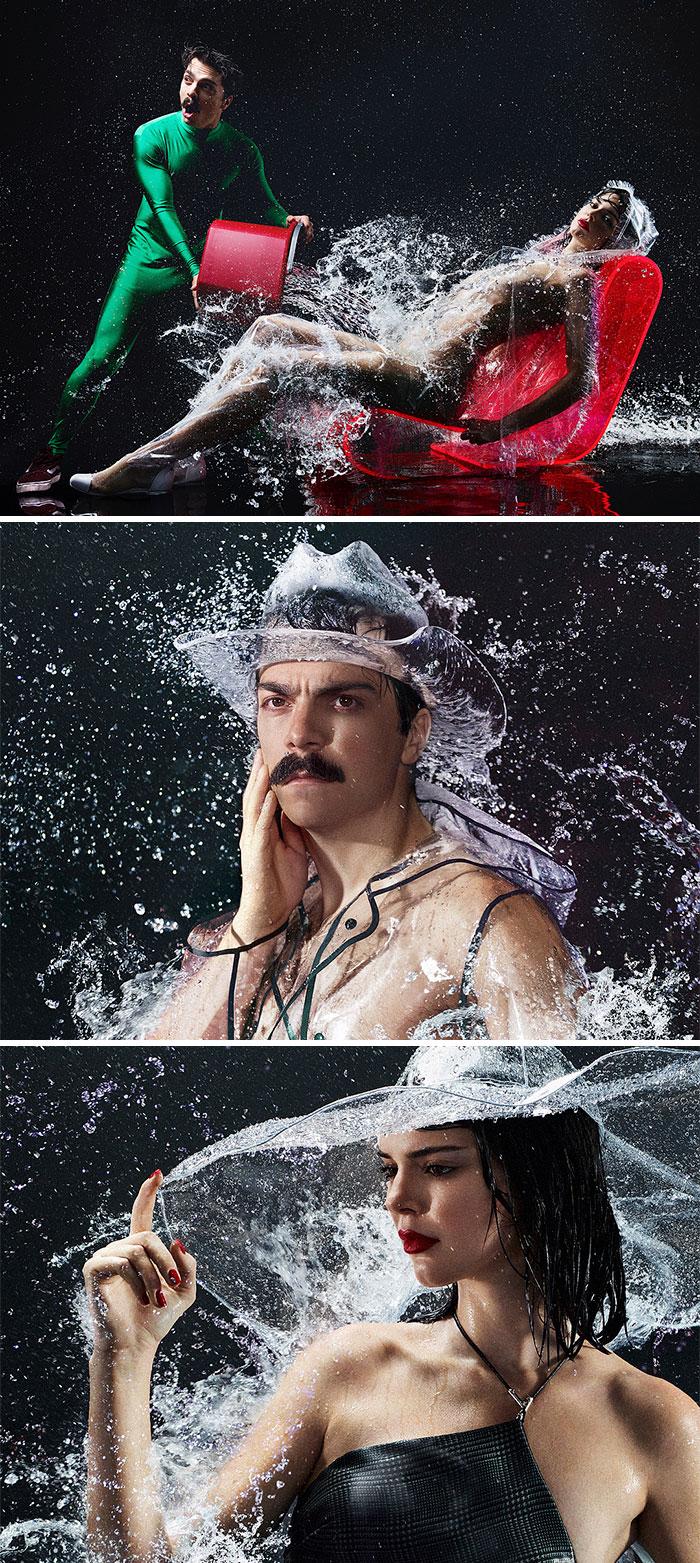 Этот парень фотошопит себя к фото Кендалл Дженнер, и это гениально смешно!