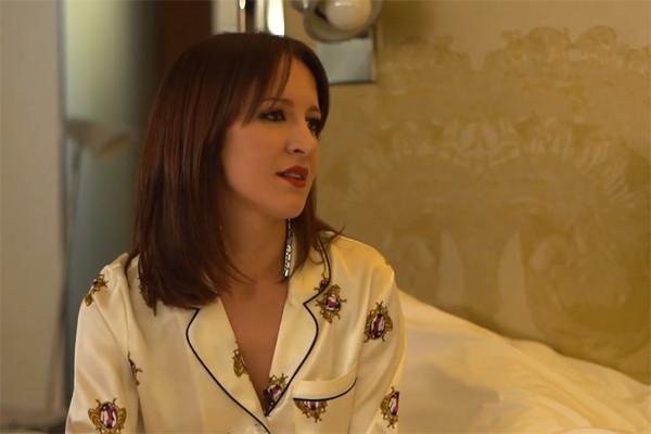 Матильда Шнурова рассказала, что не ожидала новой свадьбы Шнура