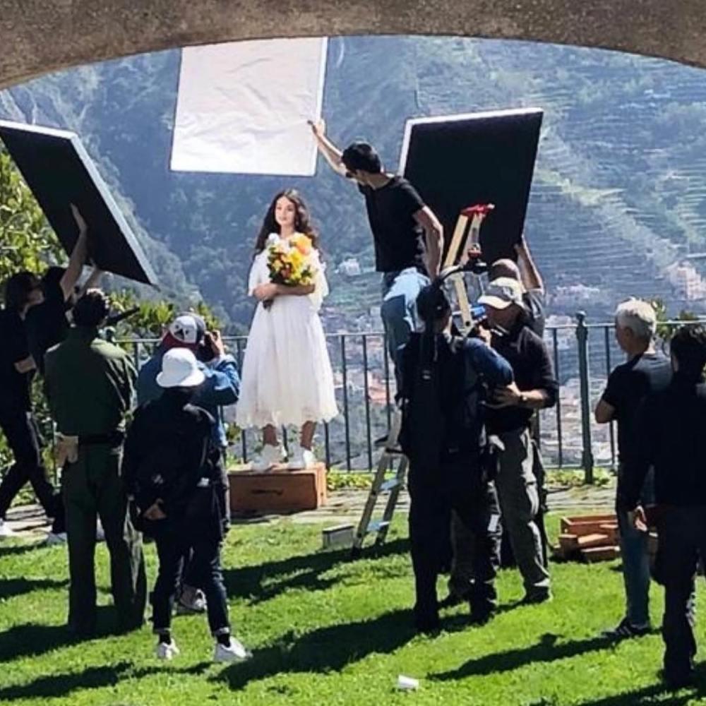 14-летняя дочь Моники Беллуччи снялась в рекламе Dolce&Gabbana