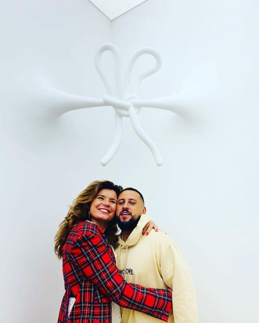 Монатик растрогал признанием в любви своей жене — фото