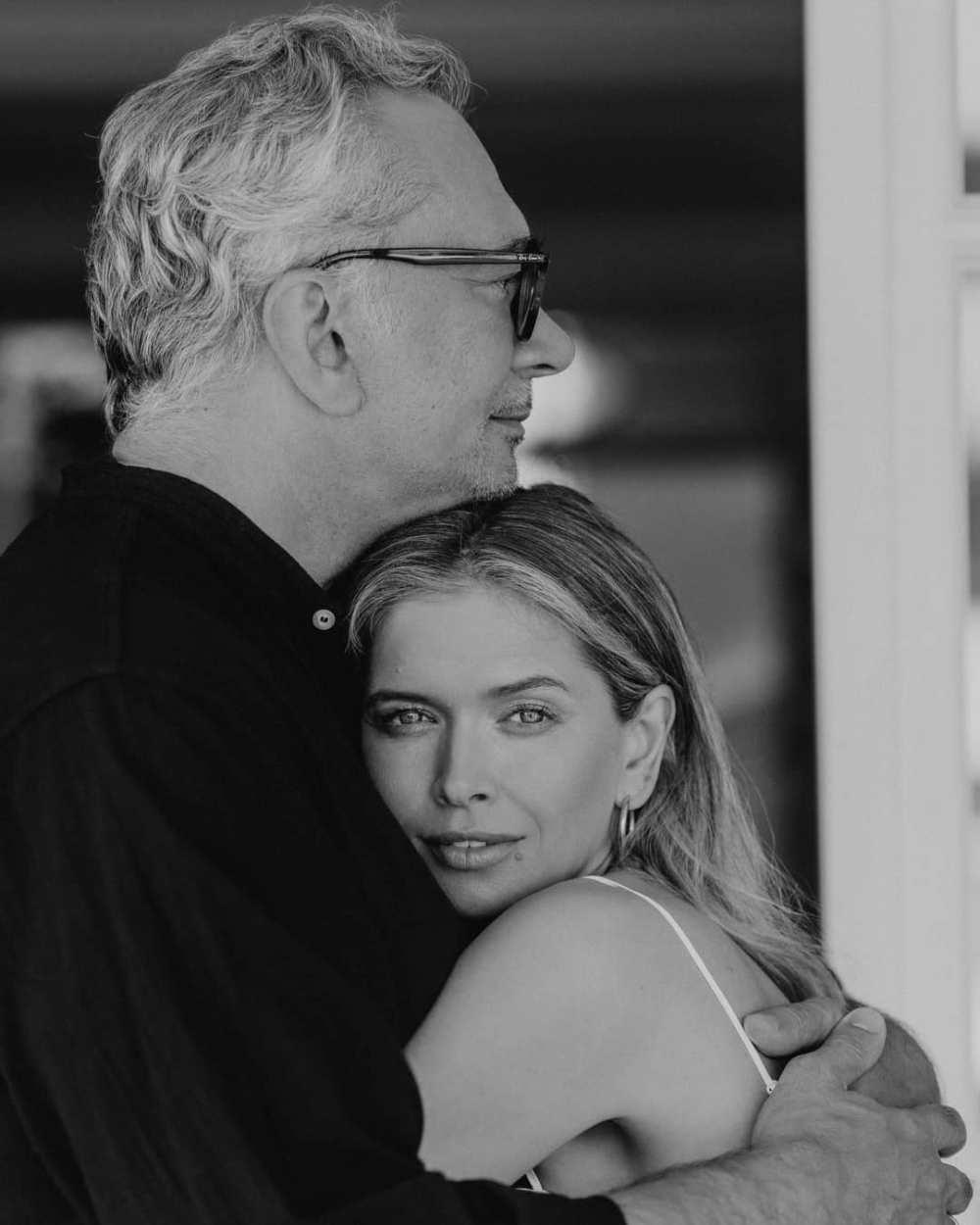 Как папа с дочкой: Меладзе показал личное фото с Брежневой