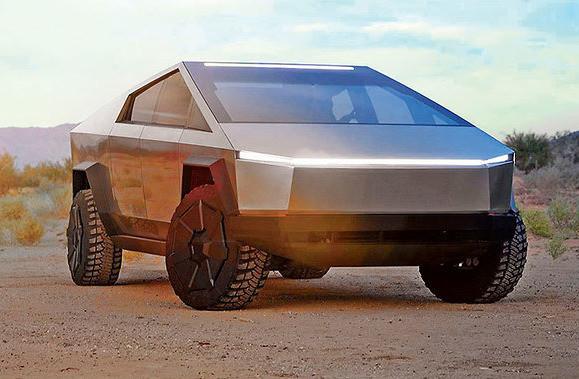 Решетова купила машину будущего от Илона Маска за 4,5 млн руб.