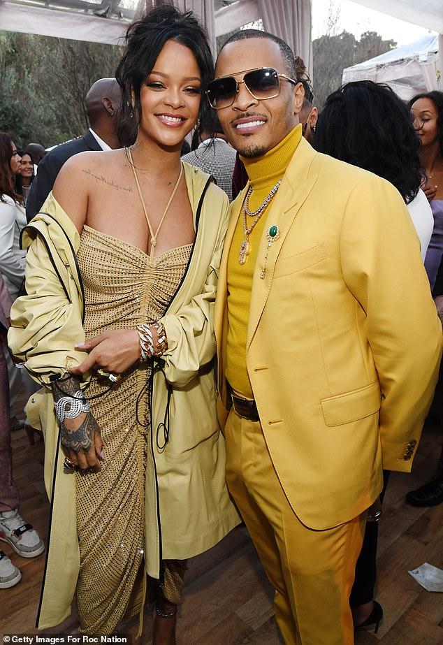 Звезды собрались на вечеринке перед Grammy — фото