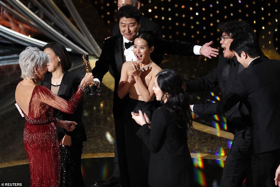 Названы победители кинопремии «Оскар» — фото