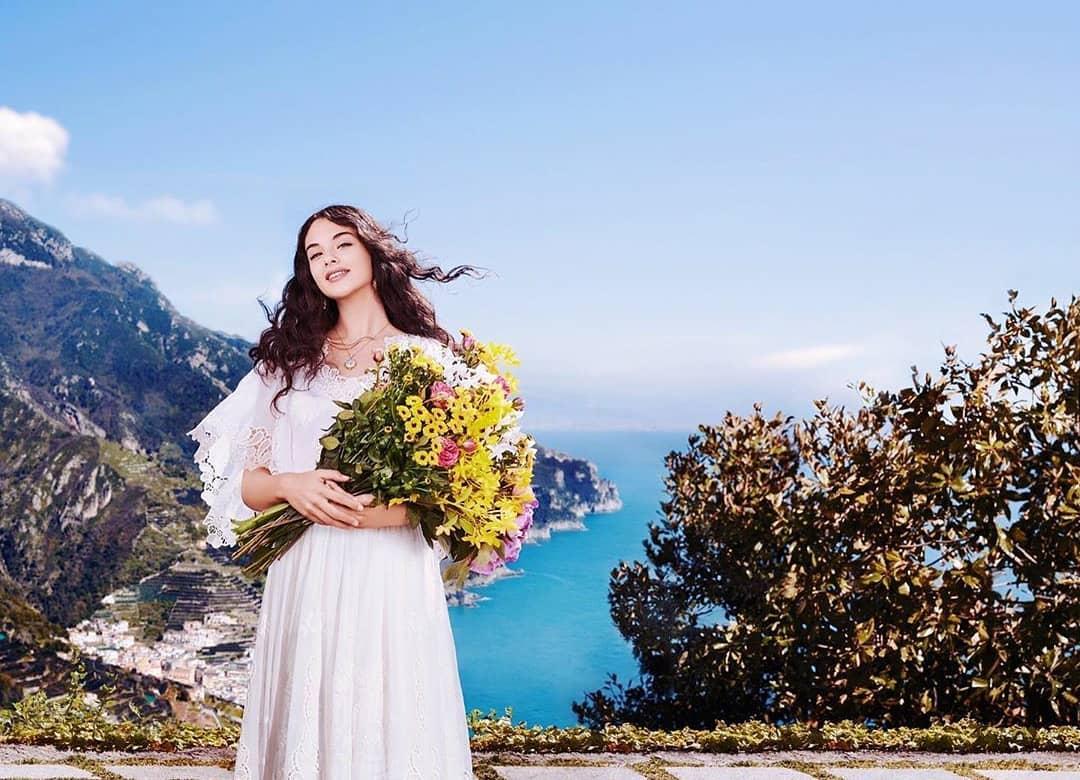 15-летняя дочь Беллуччи и Касселя снялась в рекламе Дольче&Габбана — Сайт для души