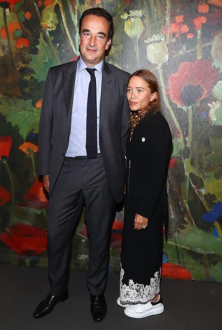Мэри-Кейт Олсен разводится с Оливье Саркози