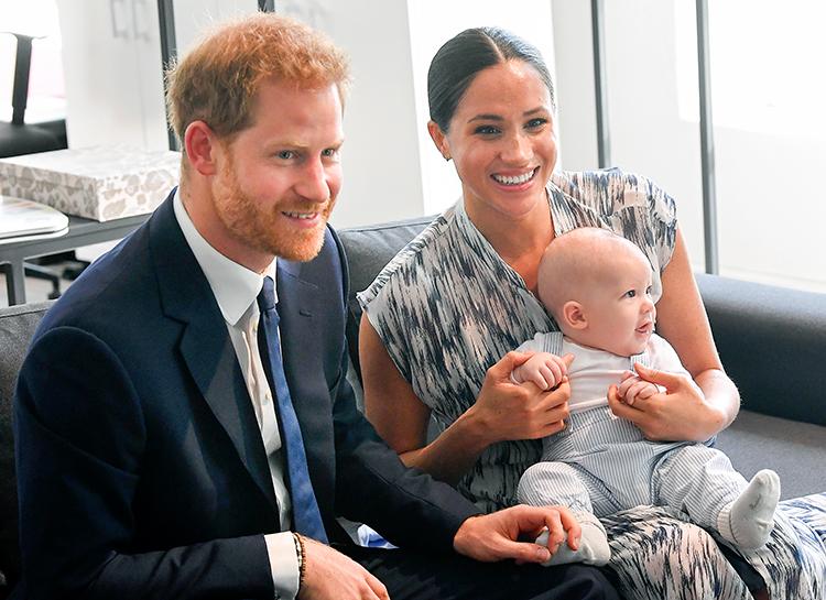 Принц Гарри и Меган Маркл во второй раз станут родителями