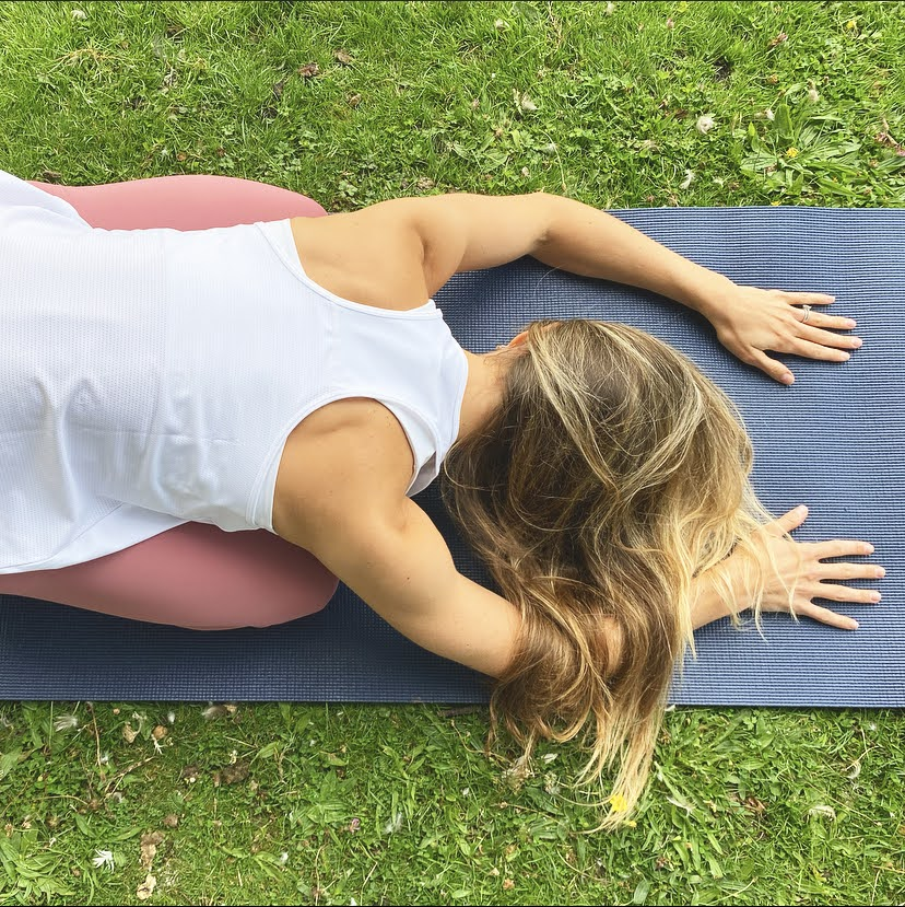 Blog #2: How yoga helps with stress