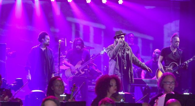 """Video] The Roots & Bilal Performs """"It Ain't Fair"""" Live on"""