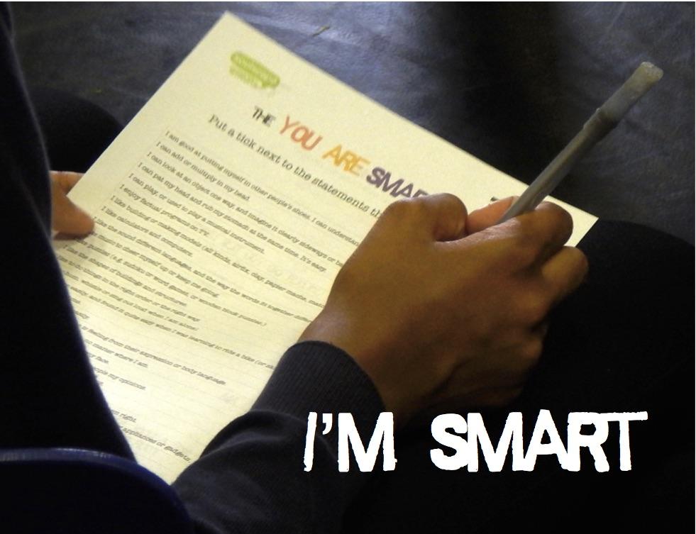 I am smart pic