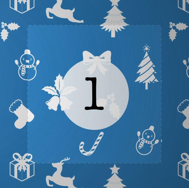 December 1 door
