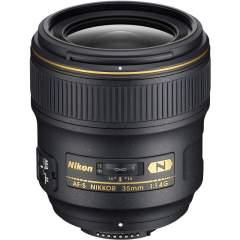 Obiectiv Nikon 35mm f1.4