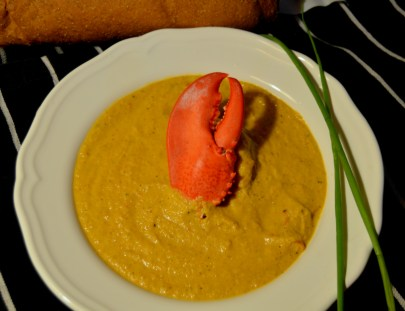 Anniversary 2013 - Lobster Bisque