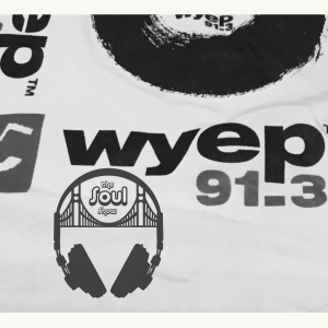 This is an image of the WYEP logo with The Soul Show's logo as an overlay.  Mike Canton starts 2021 programming with a New Year's resolution.