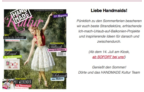 Handmade Kultur Magazin 2_2015