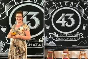 Blogger-Relations mit Licor43: Orochata!