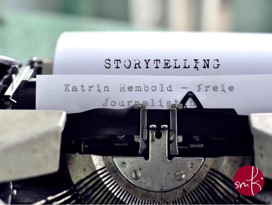 Storytelling für Blogger auf der blogger@work Konferenz by Katrin Rembold, freie Journalistin