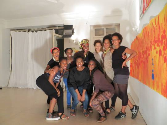 Theatre of the Oppressed Workshop w/ Barbara Santos