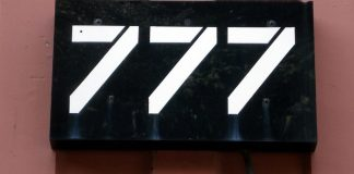 777 Twin Flame Number