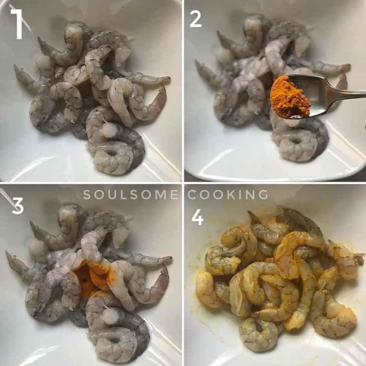 prawn curry for beginners