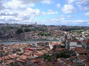 ポルトの街