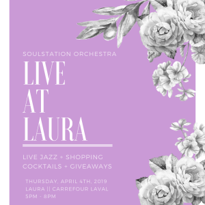 Live at Laura!