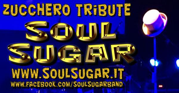 Zucchero tribute Tributo a zucchero soul sugar
