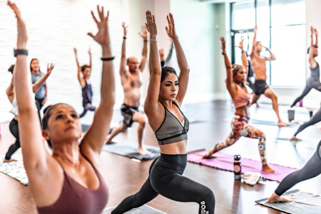Soul Sweat Hot Yoga Southlake