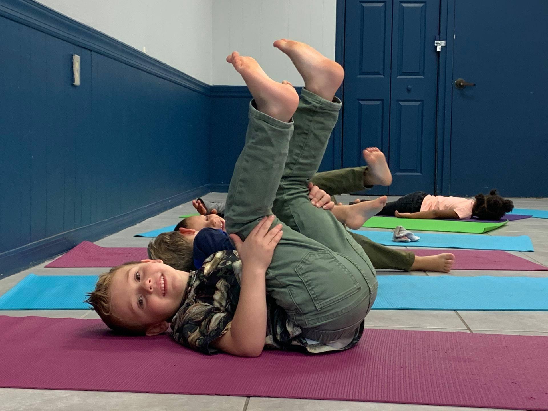 cute yoga