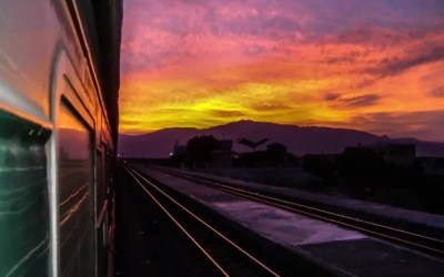 Trainspotting: 5 Reasons Train Travel Frees my Soul.