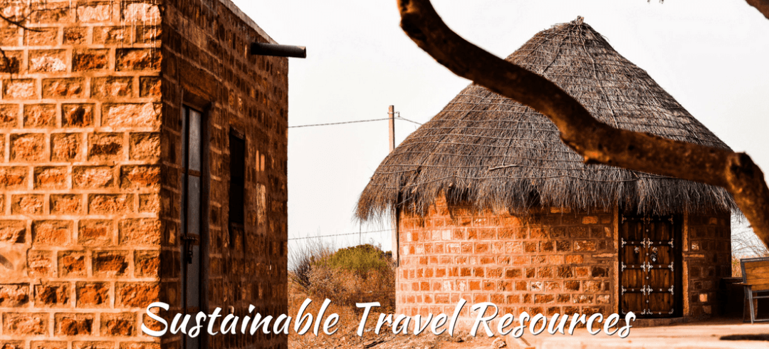 Sustainable Travel Resources - Soul Travel Blog