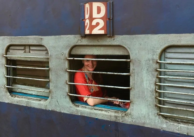 solo female travel india - is solo female train travel in India safe?