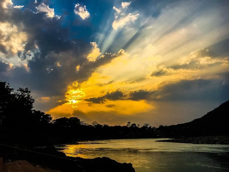 Ashram in Rishikesh India Soul Travel Blog