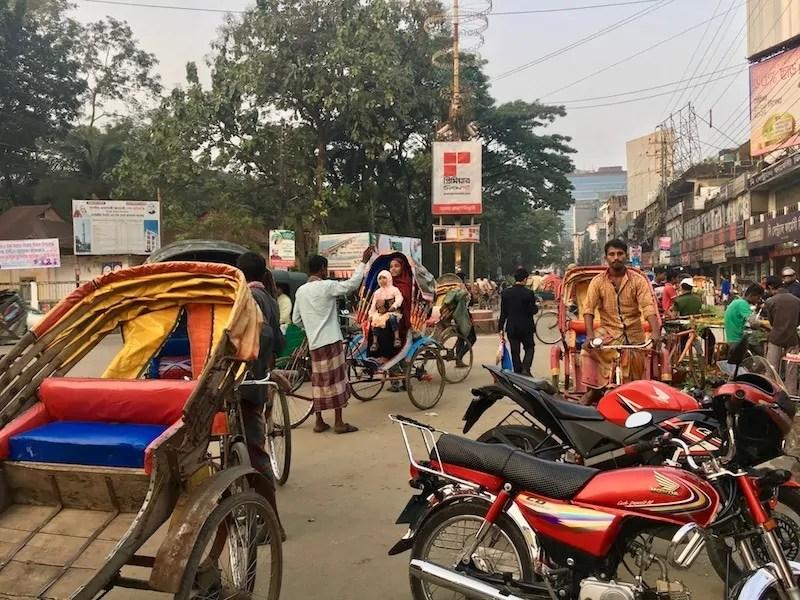 a travel guide to Bangladesh and travel tips for Bangladesh