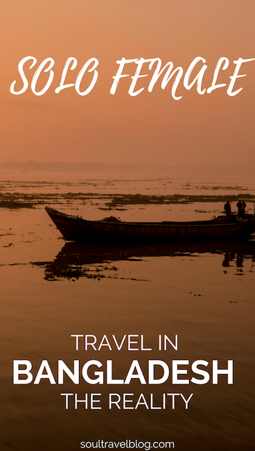 Have you considered travel to Bangladesh? Here's what my expereince as a solo female traveller in Bangladesh was like - read my solo female travel experience in Bangladesh and the reality of travel there. Save this post to one of your boards for later!