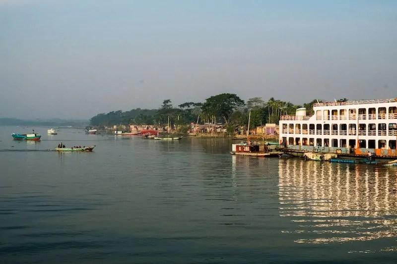 Sundarbans tour Bangladesh and Rocket Paddlesteamer