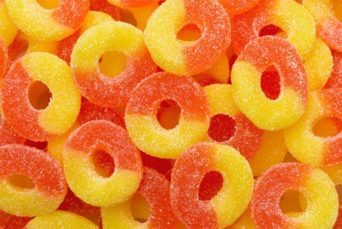 Peach Rings | Soul Vapor E Liquid