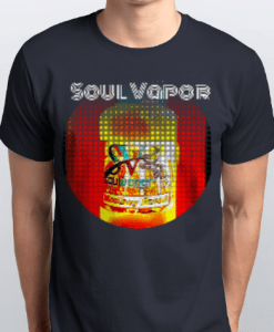 Monkey Circle Mens Tee | Soul Vapor E Liquid Apparel