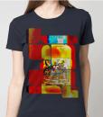 Picasso Womens Tee | Soul Vapor E Liquid Apparel