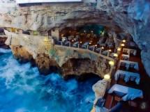 dining Cliff Restaurant, Apulia, Italy-1