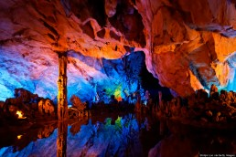 Reed flute cave in Guiline