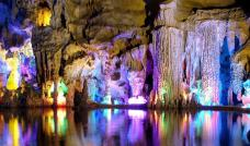Reed-Flute-Cave-in-Guangxi-China